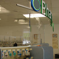 Pharmacy Secured with Bullet Proof Panels and Glass