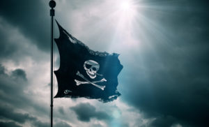 What do Bank Robbers and Pirates have in common?