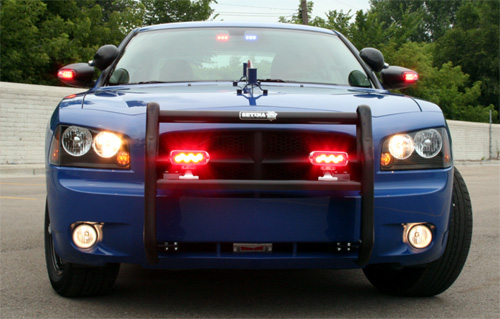 Michigan State Police Dodge Charger