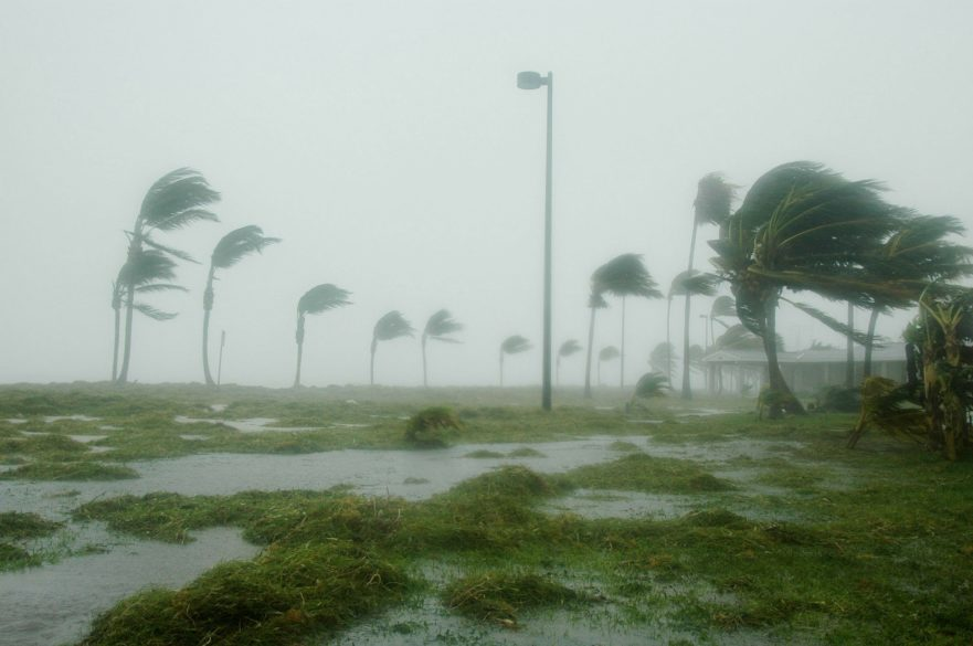 Banks recovering from natural disasters experience extra pressure on security and keeping business operations running.
