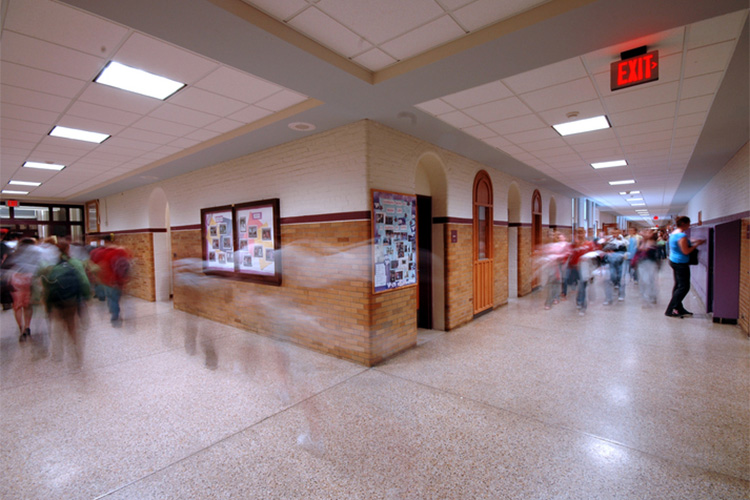 school metal detectors are being evaluated in many districts as part of a larger access control and school security program.