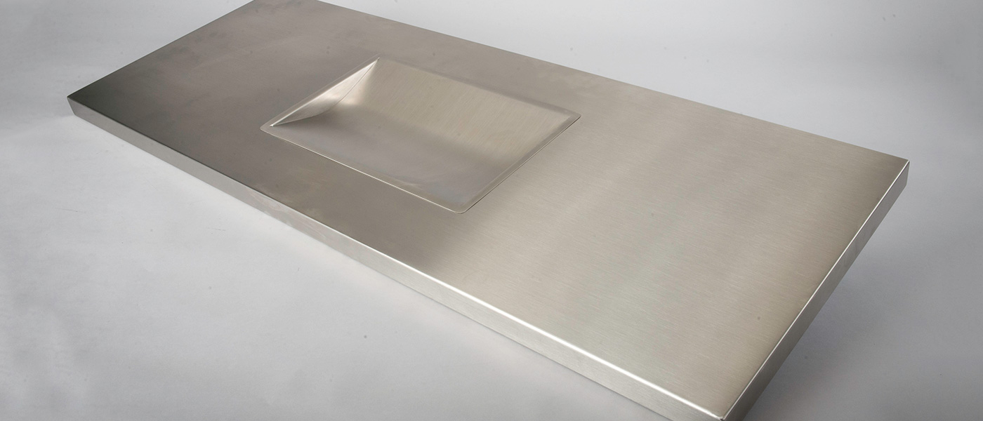 Stainless Steel Counter Total Security Solutions