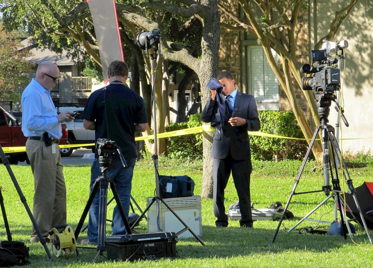 Threats to journalists or those who work in the media are nothing new, but recent shootings and continued workplace violence has prompted some media offices to upgrade their security protocol and equipment.
