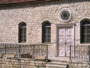 security windows and access control solutions for synagogues