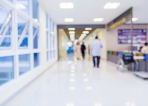 Hospitals, schools, businesses and other facilities are taking a look at sophisticated visitor management systems that help improve security.