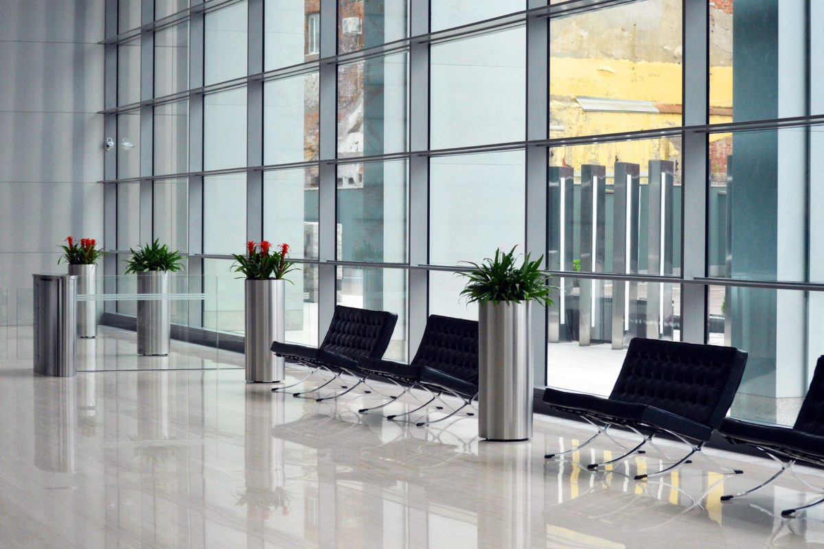 Which security features and systems for corporate buildings are totally overrated and which are worth the investment?