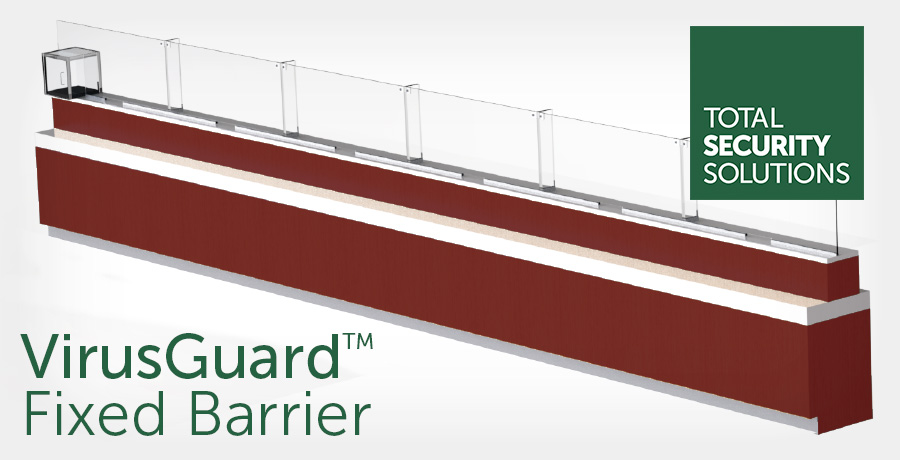 VirusGuard Fixed Barrier