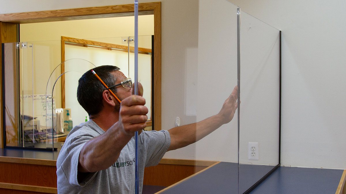 Bulletproof Glass Installation: Experience Counts