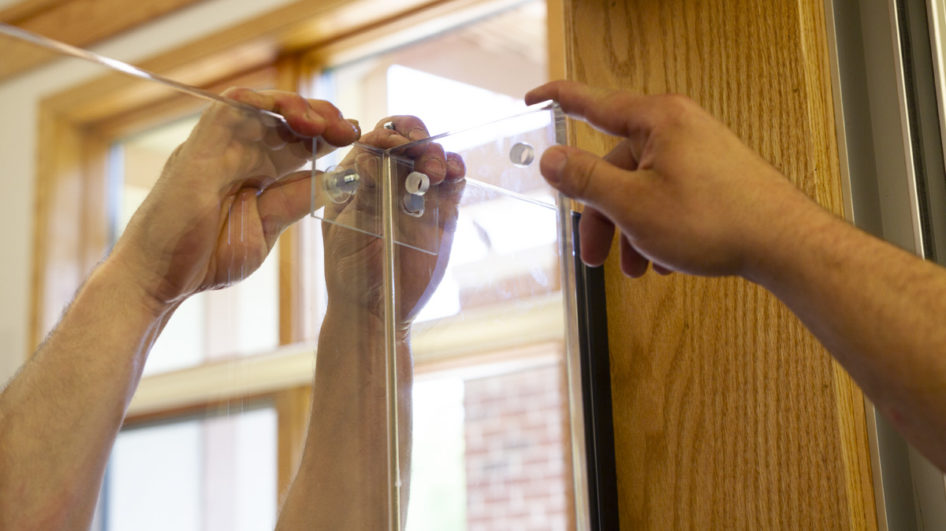 Bulletproof Security Design and Installation Support for Glaziers and Contractors