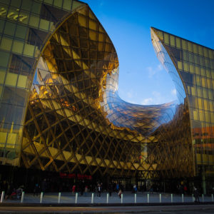 Crisis Architecture Glass Takes on a New Shape