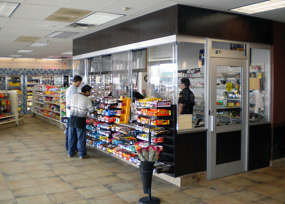 Gas station security is a top priority for fuel center owners across the country as gas station cashiers are at higher risk than any other non-law enforcement profession.