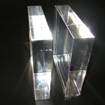 bullet resistant acrylic security glass